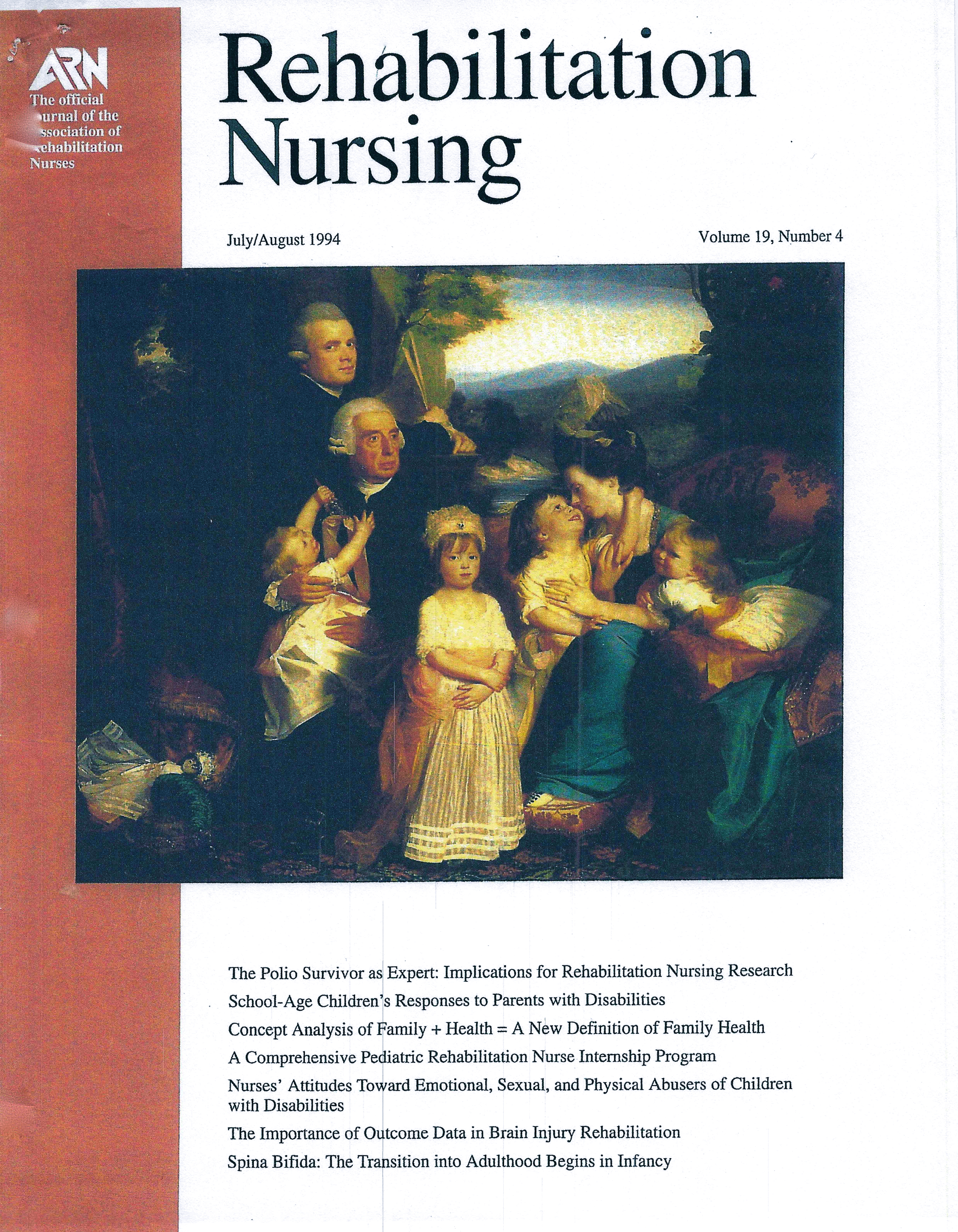 Historical responses to disability ageing