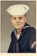 Al in U.S. Navy 1966