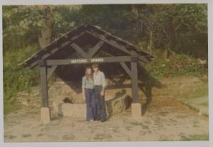 Labor Day Weekend 1972 Al & Edie