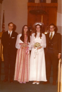 Siblings:  David, Diann, Edie, & Frank (Left to right)