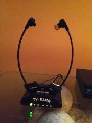 TV Ears help!  They keep others in the room from loud televisions ... if the right person is using them!
