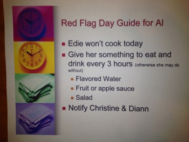 Red Flag Day Guide for Al